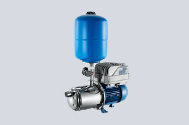 Single Pump Booster